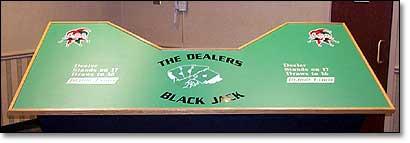 Blackjack dealer hands per hour